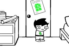 homestuck cartoons & comics