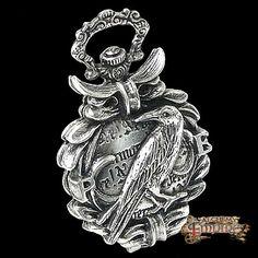 Montre à Gousset 'The Nevermore Watch'
