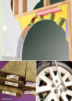 Home Repair Skills: Build or repair almost anything around your home with these projects and tips designed to improve your do-it-yourself skills and make home repairs easier. http://www.familyhandyman.com/skills