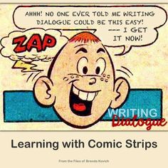 Teach kids to write dialogue with cartoons! An interactive PowerPoint presentation and student sheets explain direct quotes and indirect quotes, dialogue tags, and punctuation rules for quotes at the beginning, middle, or end of a sentence. Created by master teacher , these activities are classroom-tested and kid-approved.