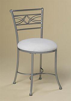 Lecia Vanity Chair Vanity Stool Vanities And Stools