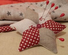 cotton and linen star