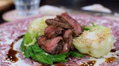 Grillat kött, Yakiniku på japanska, är en snabb kötträtt som, fantastiskt nog, är lika god varm som kall.