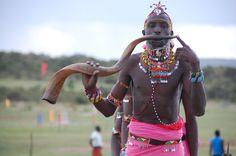 the Kikuyu tribe / Kenya