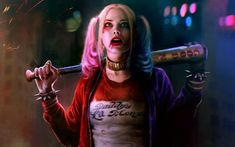Margot Robbie As Harley Quinn Wallpaper | HD Wallpapers - Wallpaper Zone