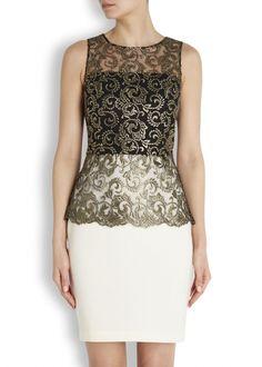 Lacie monochrome dress - Cocktail Dresses - Dresses - All Clothing - Women