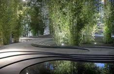 100 Gartengestaltung Bilder und inspiriеrende Ideen für Ihren Garten - practvoller garten gehweg aus beton in figuren