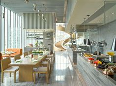 傅厚民——上海静安香格里拉夏宫餐厅(附香格里拉其它..... (3) - 酒店空间 - MT-BBS