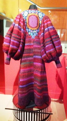 #Kaffe Fassett Exhibition at the #Design and #Textile Museum | #Fashion blog