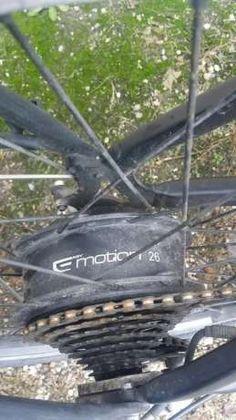 Vand sau dezmembrez bicicleta electrica BH E MOTION Neo Street Ramnicu Valcea - imagine 6