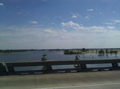 totally one of the longest bridges i have been on ...lol miles of bridge lol ....and room for pics !!!