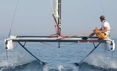 Our goal is to develop and construct a speed optimized sailboat steered by an active electronic control concept and fit to participate in races in pursue of ...