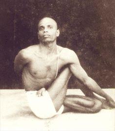 Sri K Pattabhi Jois
