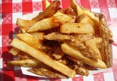 Belgian #Fries snapped by New York Street Food