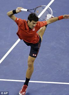 Novak Djokovic @ US Open