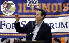 57 #prezpix #prezpixrs election 2012 candidate: Rick Santorum publication: abc news photographer: AP Photo publication date: 3/18/12