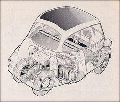 BZ's BMW Isetta 300's
