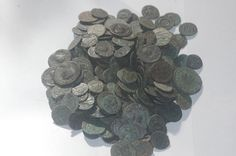 10 high quality uncleaned Coins            Restoring and collecting Roman coins is getting more popular all over the world by the day ! It is truly a fascinating hobby which combines numerous areas of knowledge such as numismatics, ancient history and a feeling of treasure hunting (you never know what is under the dirt); learning new things, training mental agility, discovery (there are so many different types to discover including types and variations previously unknown) and handicraft…