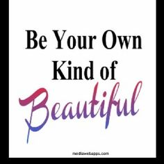 Be you and not who anyone else thinks you should be. #beinspired #teamnatural #teamawesome #beyou