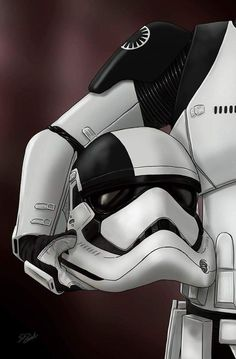 First Order Stormtrooper.