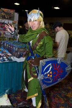 Another original Link cosplay - Pic by #DTJAAAAM