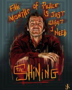 The Shining - bigtoe142@hotmail.com