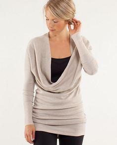 Serenity Sweater Wrap - Lululemon