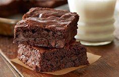 Brownies americani : questa ricetta l'ho letta qualche tempo fa sul sito di Laurel Evans, è uno dei suoi cavalli di battaglia