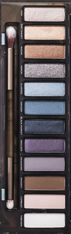 The Naked Smoky Palette