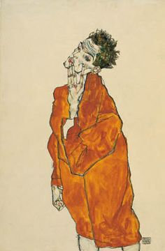 Egon Schiele: Drawings & Watercolours: Drawings and Watercolours - Google Search