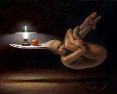 Michael Cheval. Insomnia