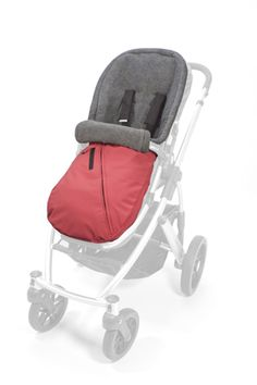 UPPAbaby Baby Ganoosh $69.99- best purchase for the cold walks we take