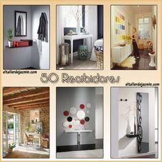 diseño interior recibidores Entryway, Furniture, Ideas, Home Decor, Handmade Home Decor, Atelier, Interiors, Entrance, Decoration Home