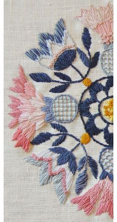 Embroidery Designs Embroider Like A Pro with Mastering The Art of Embroidery Book - Heart Handmade uk - Do you want to learn how to embroider like a pro? Or need inspiration for some beautiful embroidery projects? Hand Embroidery Stitches, Crewel Embroidery, Ribbon Embroidery, Cross Stitch Embroidery, Embroidery Ideas, Embroidery Supplies, Embroidery Books, Embroidery Tattoo, Embroidery Digitizing