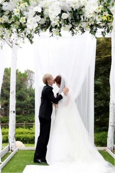 We Got Married Teukso Couple <3 Watch them @ http://wgmhammer.blogspot.com/2014/07/wgm-teukso-couple-eng-sub.html