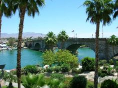 Lake Havasu City, AZ  Where my daughter & family will be moving soon. I will miss them sooo,but can't wait to go for a visit!