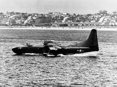 Convair XP 5Y-1 (Prototype Tradewind) San Diego - 1950
