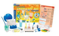 Primeiro kit de química