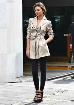 LOVE trench coats.... and i love the shoessss