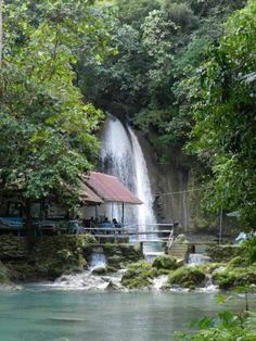 Kawasan 1st Falls