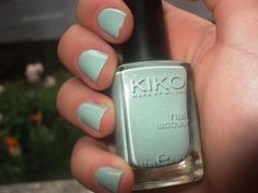 Kiko Nail Polish in 245