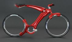 hubless - spokeless bicycle wheel compilation