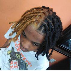 Dreadlock Hairstyles For Men, Black Men Hairstyles, Undercut Hairstyles, Twist Hairstyles, Mens Dreadlock Styles, Dreads Styles, Hair Twist Styles, Natural Hair Styles, Long Hair Styles