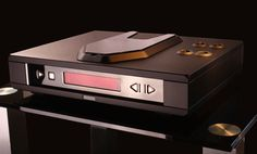 Rega Valve Isis - CD player with valve output stage
