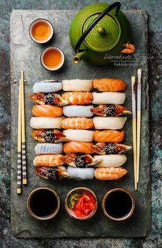 Nigiri sushi - Japan