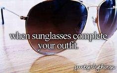 forever21 sunglasses are perfectoooo' ;)