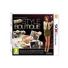 New Style Boutique (Nintendo 3DS): Amazon.co.uk: PC & Video Games
