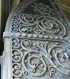 Norwich Roman Catholic Cathedral door