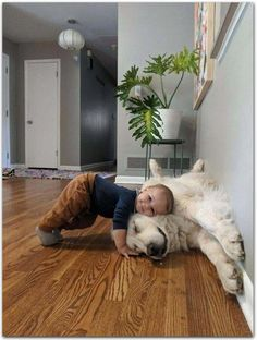 Things that make you go AWW! Like puppies, bunnies, babies, and so on. A place for really cute pictures and videos! Little Babies, Fur Babies, Baby Kids, Babies With Dogs, Kids And Pets, Baby Boy, Cute Baby Pictures, Baby Photos, Funny Pictures