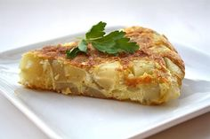 Try this recipe of very healthy Spansih Omlette for Breakfast. A collection of Delicious Breakfast Recipes on FoodStalking with easy step-by-step process/description.